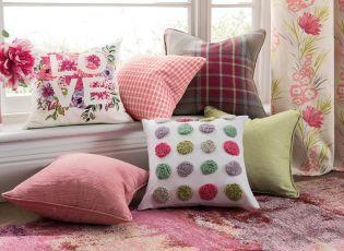 Elegant Buy Textured Slub Cushion From The Next UK Online Shop