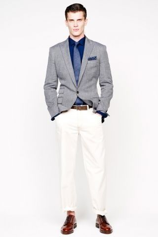 Great pieces, nicely tailored, great color-way.