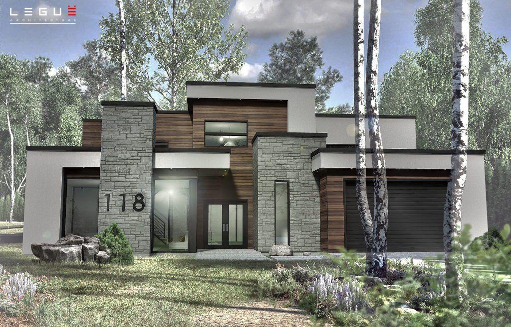 Superb Notre Plan De Maison Moderne Ë_118 Est Vendu Directement En Ligne Et Est  Déjà Réfléchi Selon Les Plus Hauts Standards De Lu0027industrie.