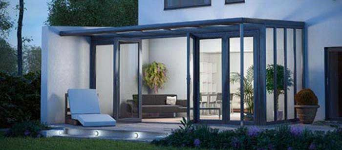 Modern Glass Extensions glass extensions - google search | chester house | pinterest