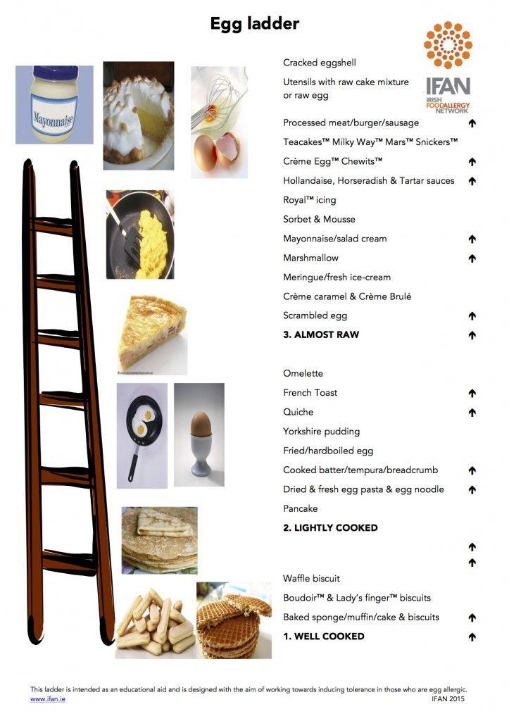 Baked Egg Allergy Food Challenge Recipe