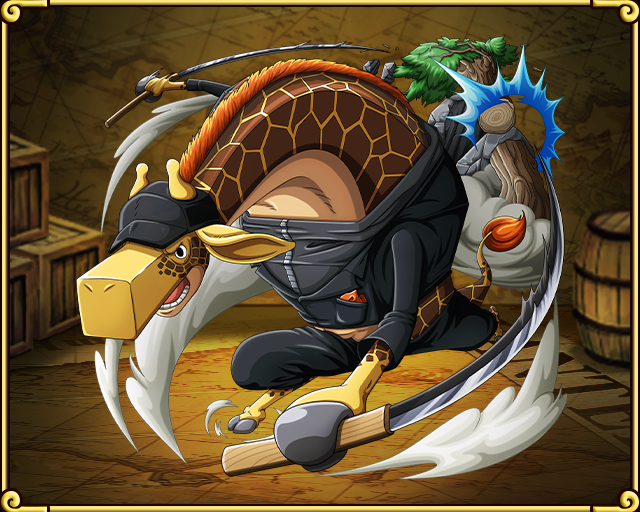 Kaku: Beastman Ox-Ox Fruit, Model: Giraffe | luffy | One