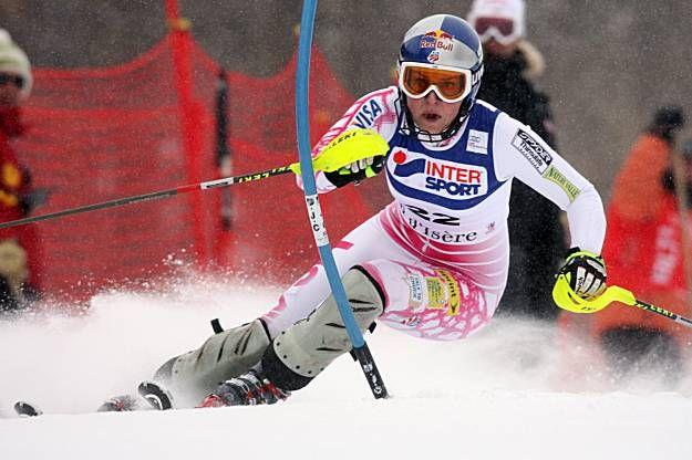 lindsey vonn. and ski racing.