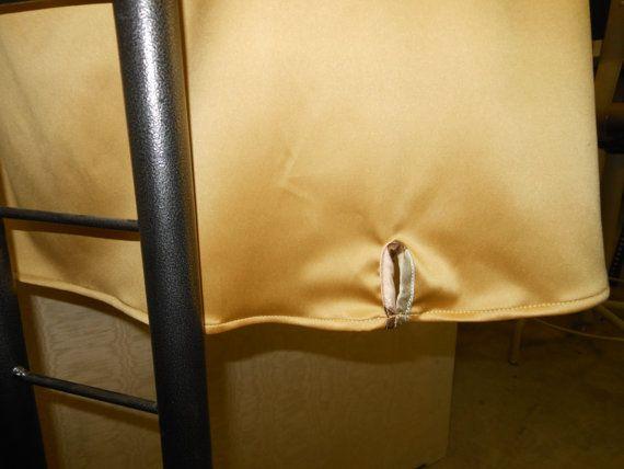 Vestito in pura seta allacciato di MYRIBELmadeinItaly su Etsy