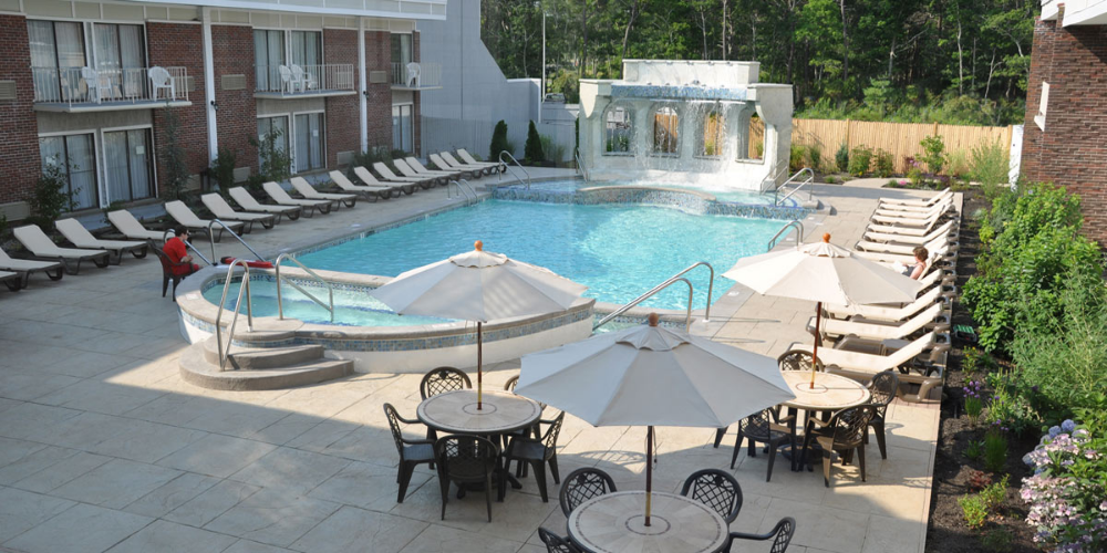 Cape Codder Resort Year Round Heated Outdoor Pool
