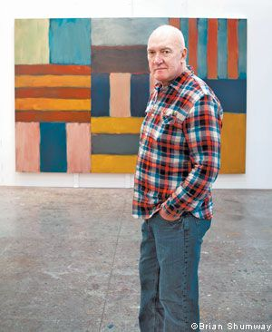 love this one! Sean Scully