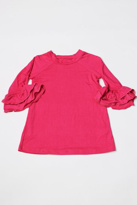 6bb7cd28e9 Belle Top (Fuchsia)