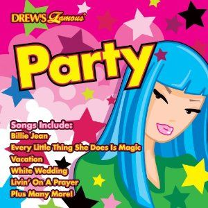 dance sing celebrate party mix cd The Hit Crew - Party