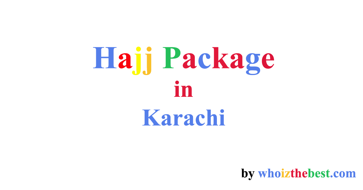 Hajj Travel Agency Agent Services Visa Package In Karachi Our Agents