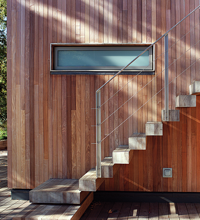 Ipe External Cladding From Woodtrend