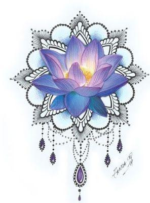 Flor De Loto Tatuajes Tatuajes Flor De Loto Flor De Loto Dibujo Disenos De Tatuaje De Flores