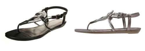 Marco Tozzi Sandalias De Dedo Black Antic sandalias calzado Tozzi sandalias Marco dedo black Antic Noe.Moda