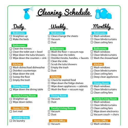 Chores For Teens This Summer To Keep Them Busy
