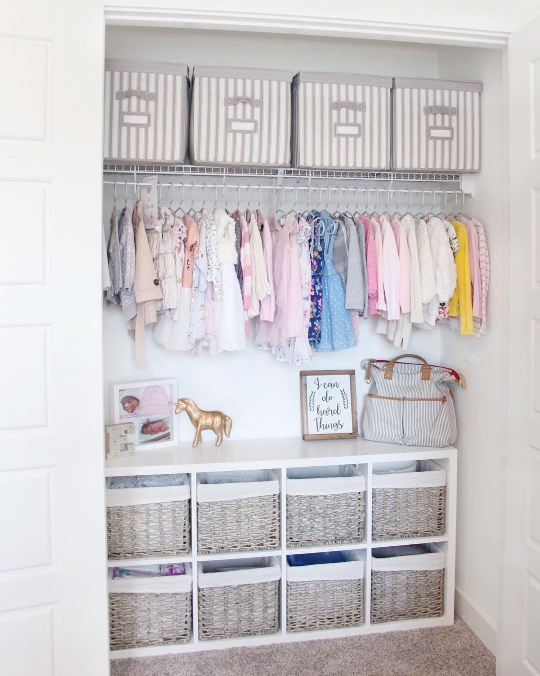 Stylish Storage Ideas For Small Bedrooms: 8 Stylish Children's Wardrobe And Closet Ideas