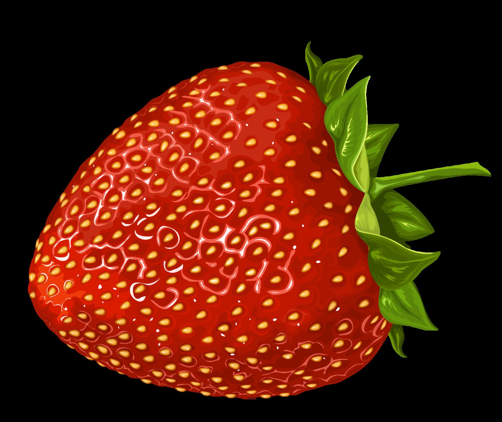 Картинки на прозрачном фоне ягоды клипарт