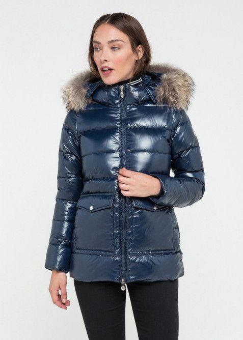 6cb60652fee Authentic Shiny Down Jacket   Pyrenex   Parka outfit, Winter jackets ...