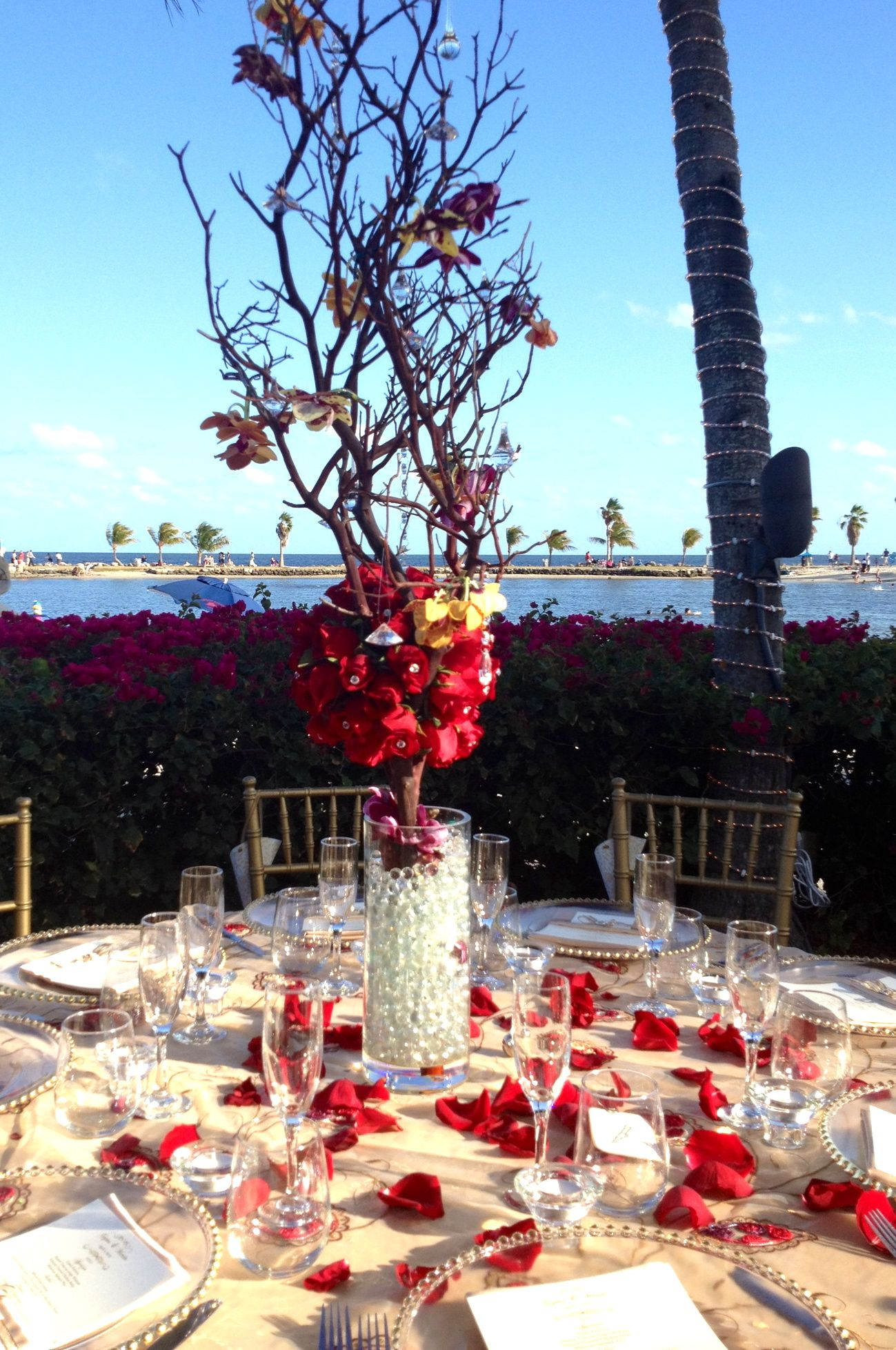 Red Fish Grill Miami Oceanside Party Event Locations Tuscan Wedding