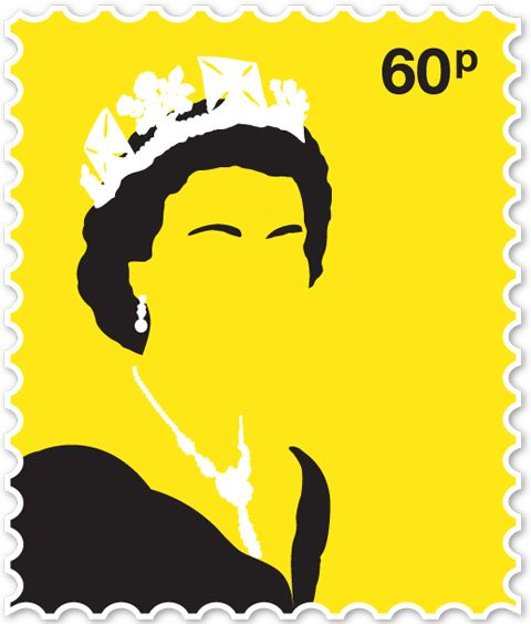 Putting our stamp on the Queen's Diamond Jubilee