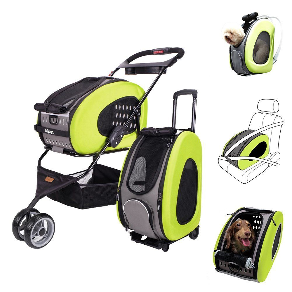 MULTIFUCTION Pet Carrier Backpack CarSeat Carriers with