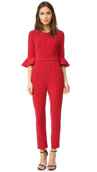 46e9bba65143 BLACK HALO Brooklyn Jumpsuit.  blackhalo  cloth  dress  top  shirt  sweater   skirt  beachwear  activewear