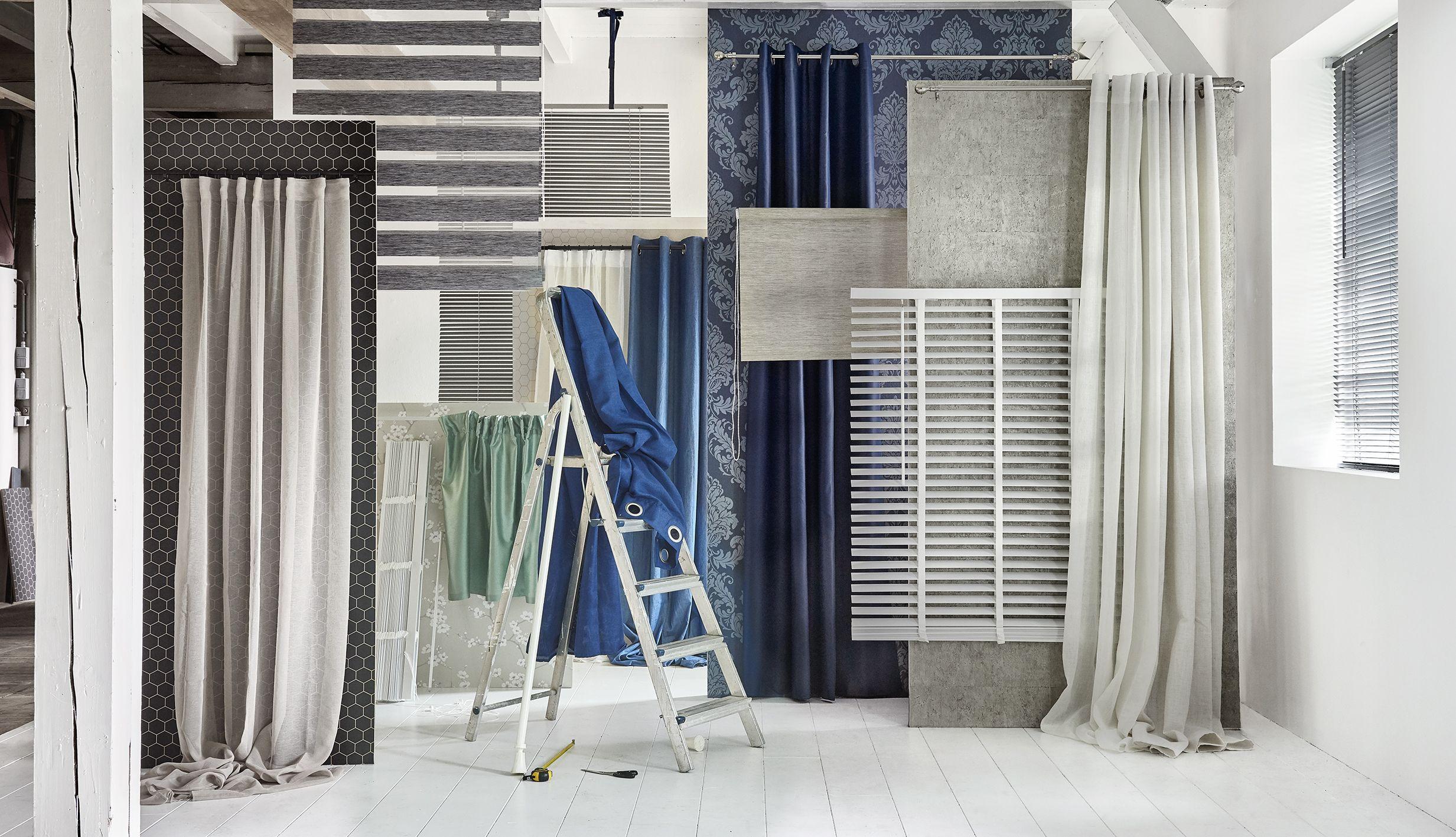 Praxis | Veel keuze in raamdecoratie! | Raamdecoratie inspiratie ...