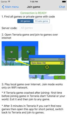 Download Multiplayer Terraria edition IPA For iOS Free For