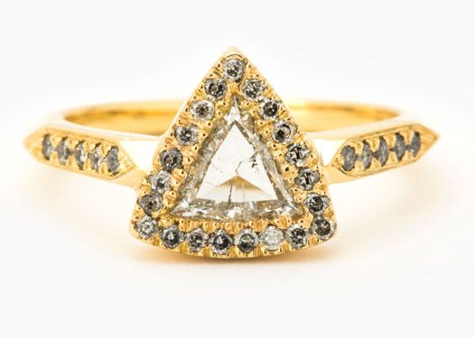 Trillion Aberdeen EngagementWedding Rings Pinterest Ring