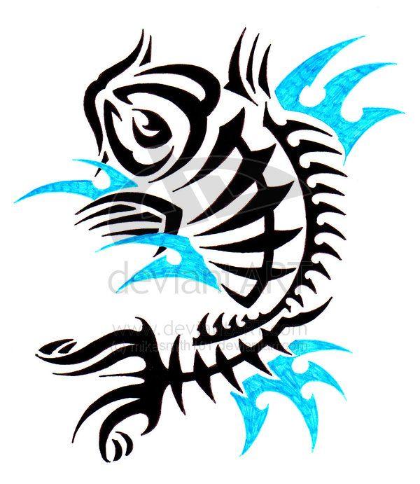 Tribal Koi Fish Tattoo Bend Of Japanese Tattoo And Tribal Tattoo Koi Fish Tattoo Tribal Tattoos Koi Tattoo