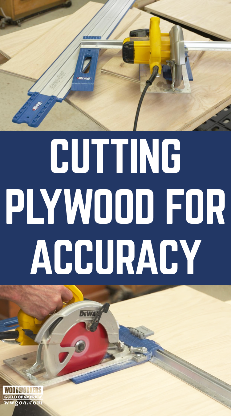 Best Way To Cut Plywood For Cabinets