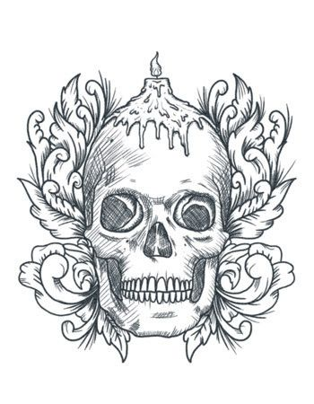 skull candle temporary tattoo tattoos for film research pinterest skull candle and tattoo. Black Bedroom Furniture Sets. Home Design Ideas
