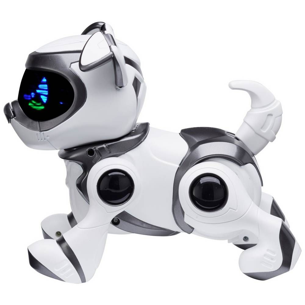 Buy Teksta Voice Recognition Robot Puppy Electronic Toys And
