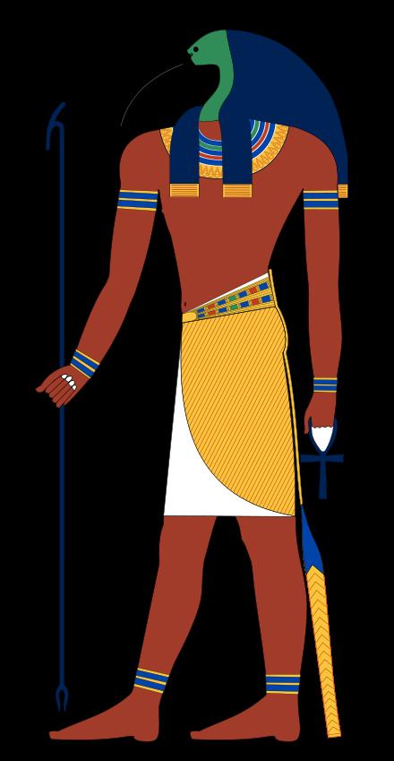 Thoth Djehuty Egyptian God Of Wisdom Writing Science And Magic