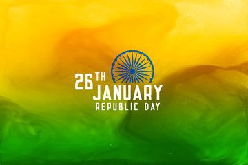 abstract republic day of india watercolor background , #Affiliate, #day, #republic, #abstract, #background, #watercolor #Ad