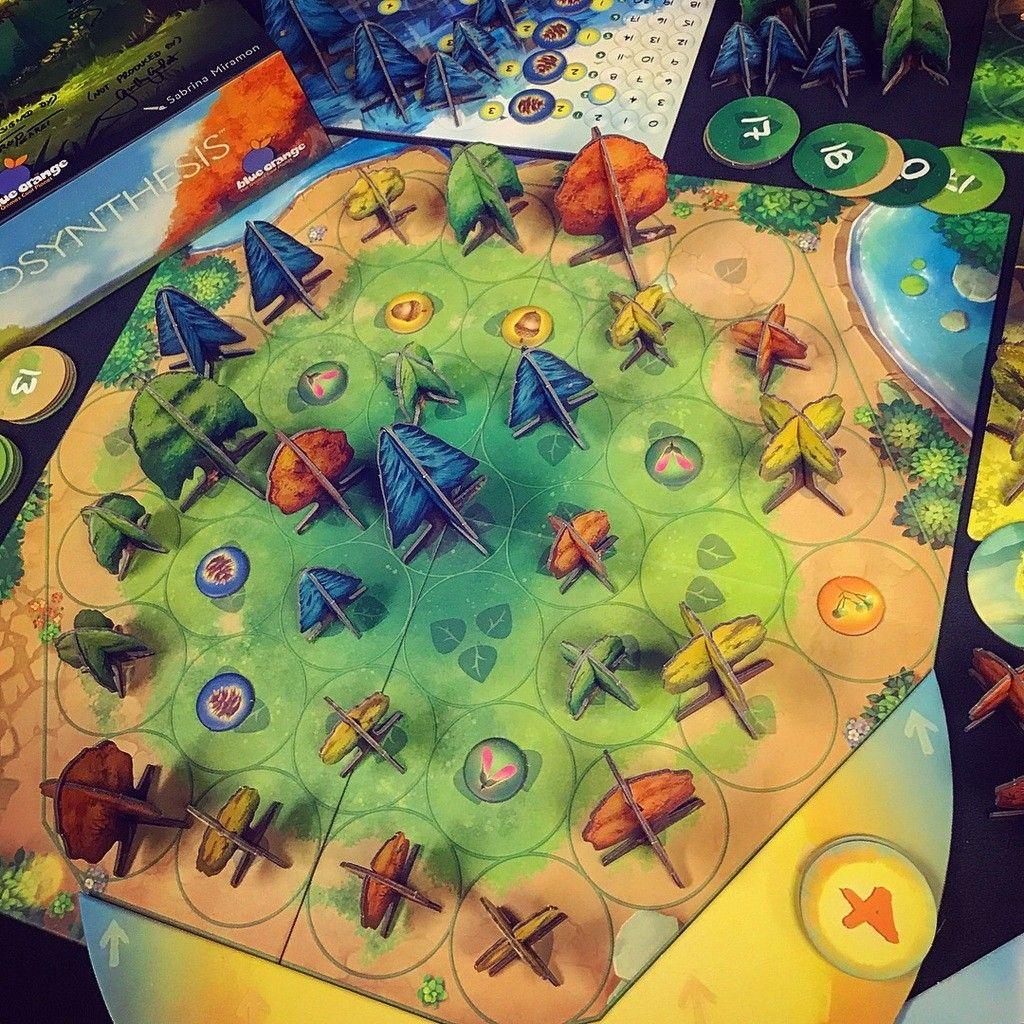 ArtStation - Photosynthesis, Sabrina Miramon   Theme