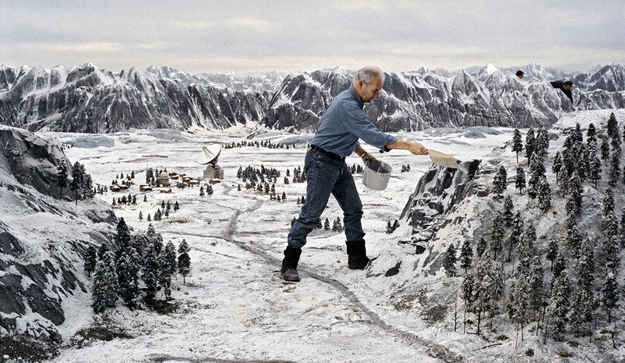 Russia - Goldeneye | 24 Famous Miniature Movie Sets That Will Blow Your Mind