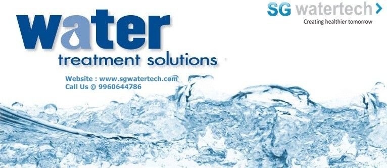 4 Water Treatment Solutions Sg Watertech Provides Water Treatment Solutions With Optimum Desired Outcome At Mini Water Treatment Treatment Healthy Tomorrow