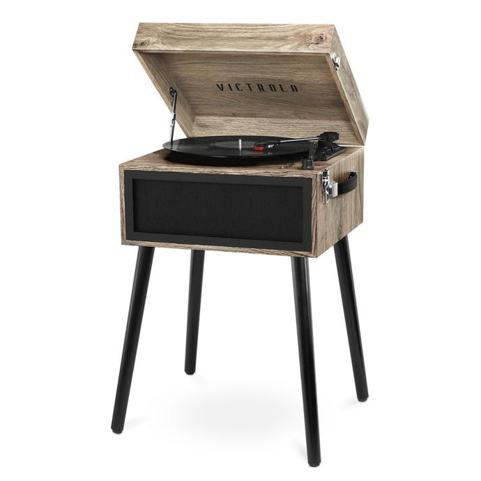 Bed Bath And Beyond Record Player Stand