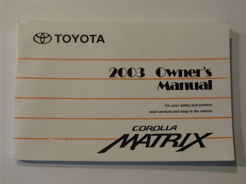 2004 toyota matrix owners manual best setting instruction guide u2022 rh ourk9 co 2009 toyota matrix fuse diagram 2003 toyota matrix fuse box diagram