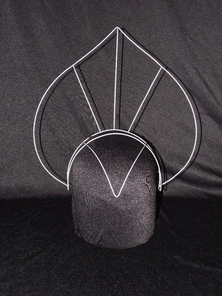 Samba carnival showgirl Headdress Frame \