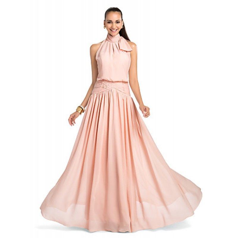 Formal Evening Prom Military Ball Wedding Party Dress Pearl