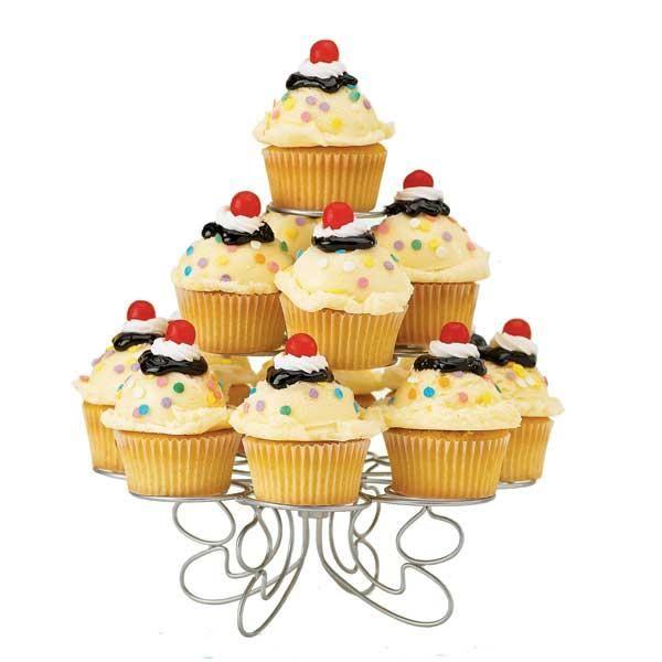 Ice Cream Cupcakes Its a birthday wish come true Birthday cake