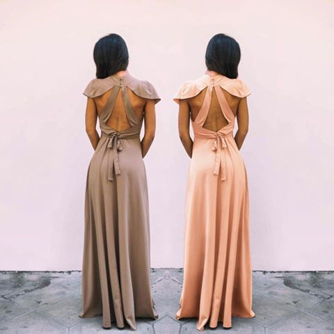 **SUPER SALES DAY 5** Last pieces of OCEANE maxi dress in beige and light pink  who will be the lucky one?? #karavan #karavanclothing #karavangirl #oceane #maxidress #mermaidsandrascals #ss16 #summer16 #summer #love #greekdesigners