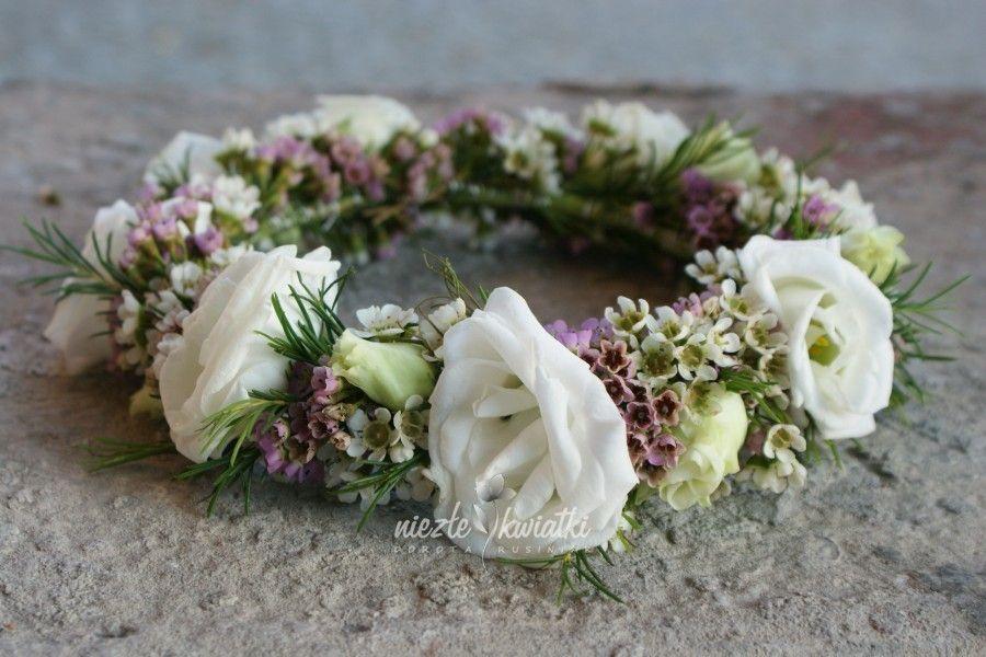 Wianki I Bizuteria Krakow Niezle Kwiatki Dorota Rusiniak Floral Wreath Floral Wreaths