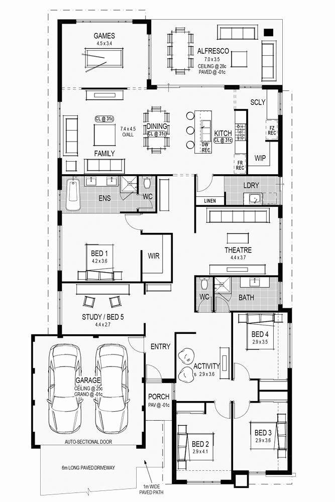 Kitchen Dining Room Floor Plans Elegant The Naples Floorplan At Homegroupwa I Like The Top Part Home Design Floor Plans How To Plan Floor Plans