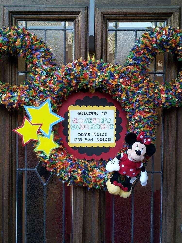 Mickey Mouse Clubhouse Birthday Party Decoration Ideas New Mickey Mouse Clubhouse Birthday Party Ideas #mickeymousebirthdaypartyideas1st Mickey Mouse Clubhouse Birthday Party Decoration Ideas New Mickey Mouse Clubhouse Birthday Party Ideas #mickeymousebirthdaypartyideas1st
