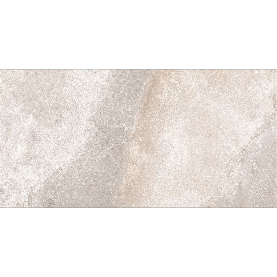 Style Selections Palancia Pearl Porcelain Marble Floor And Wall Tile Common 12 In