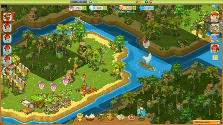 Tropicalla Online Multiplayer Games Mmo Games Multiplayer Games