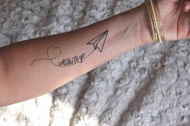 Tatuagem dos sonhos