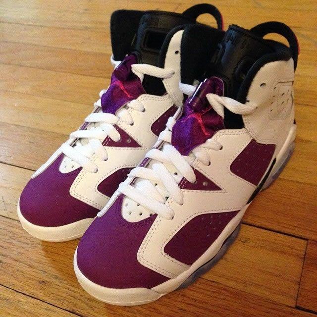 air jordan 6 reteo purple