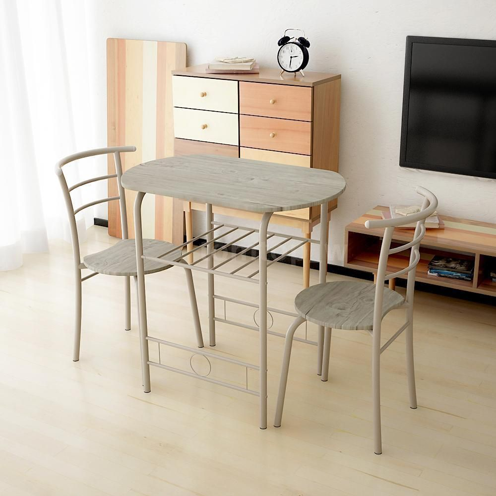 Awesome Two Chair Dining Table Set Kitchen Counter Height For 2 Room Andrewgaddart Wooden Chair Designs For Living Room Andrewgaddartcom